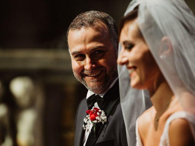 Il matrimonio di Massimo e Silvia a Ceri, Roma 26