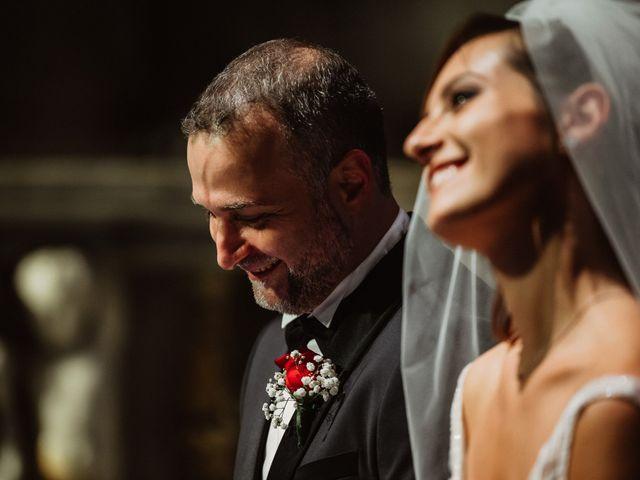Il matrimonio di Massimo e Silvia a Ceri, Roma 27
