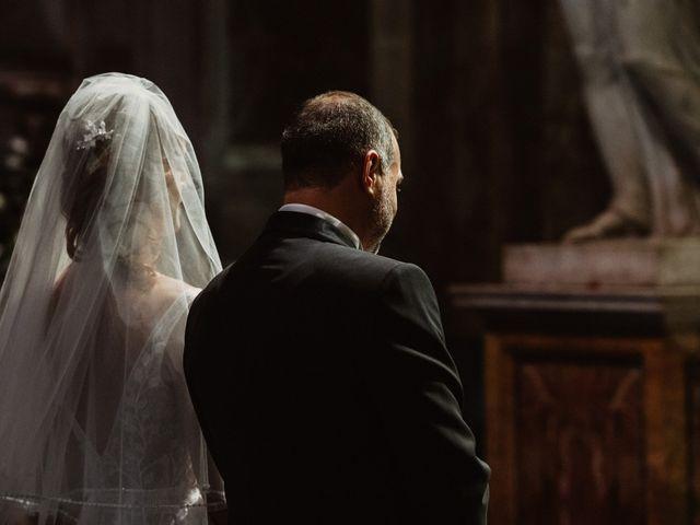 Il matrimonio di Massimo e Silvia a Ceri, Roma 28