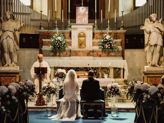 Il matrimonio di Massimo e Silvia a Ceri, Roma 29