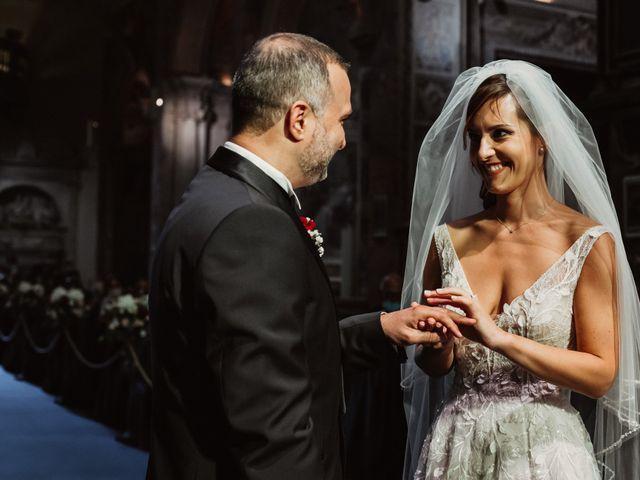 Il matrimonio di Massimo e Silvia a Ceri, Roma 33