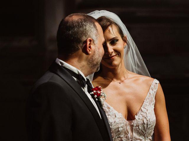 Il matrimonio di Massimo e Silvia a Ceri, Roma 35