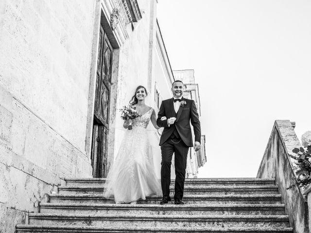 Il matrimonio di Massimo e Silvia a Ceri, Roma 37