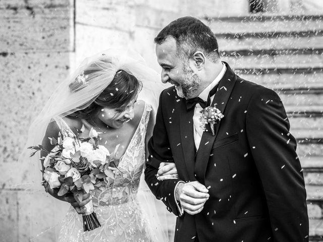 Il matrimonio di Massimo e Silvia a Ceri, Roma 38