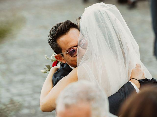 Il matrimonio di Massimo e Silvia a Ceri, Roma 43