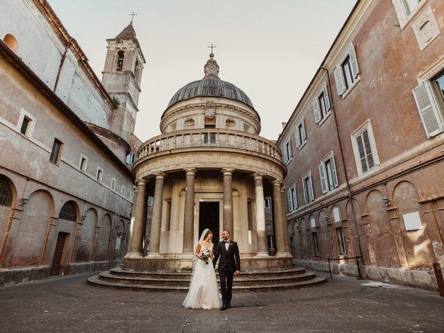 Il matrimonio di Massimo e Silvia a Ceri, Roma 44