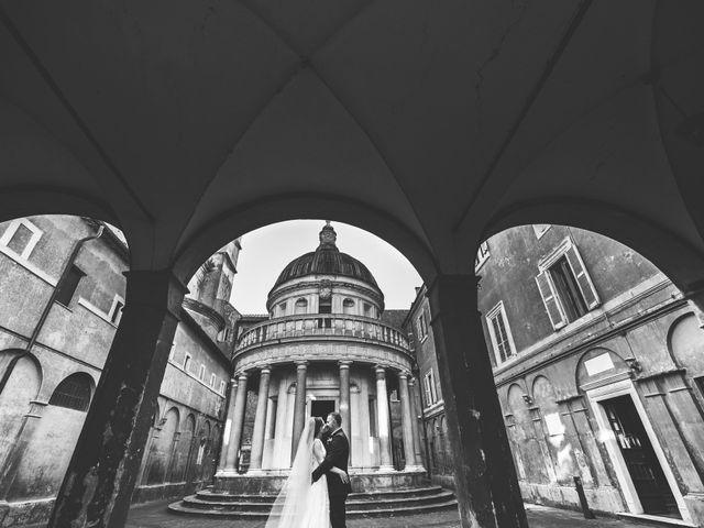 Il matrimonio di Massimo e Silvia a Ceri, Roma 46