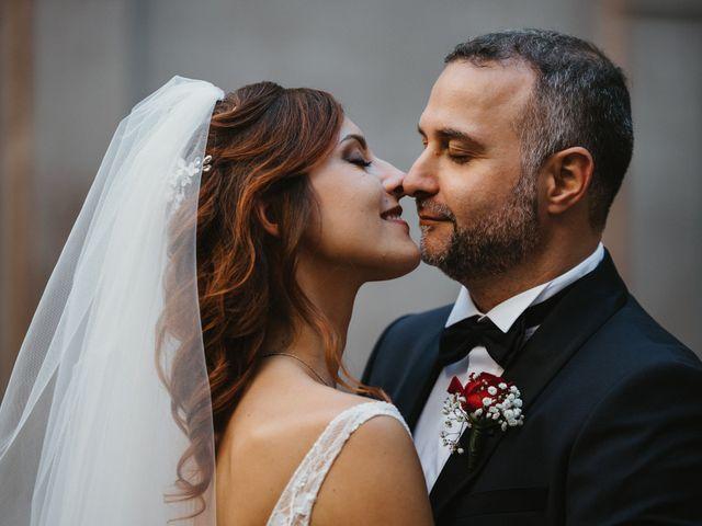 Il matrimonio di Massimo e Silvia a Ceri, Roma 48