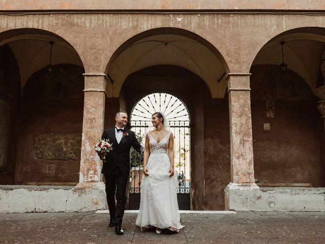 Il matrimonio di Massimo e Silvia a Ceri, Roma 50