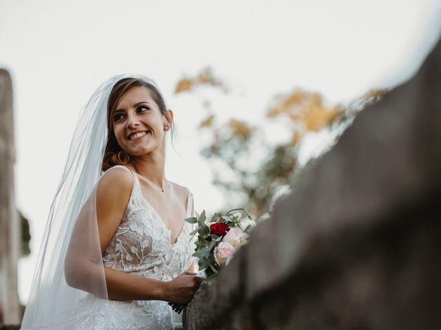 Il matrimonio di Massimo e Silvia a Ceri, Roma 57