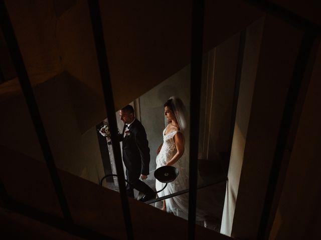 Il matrimonio di Massimo e Silvia a Ceri, Roma 58