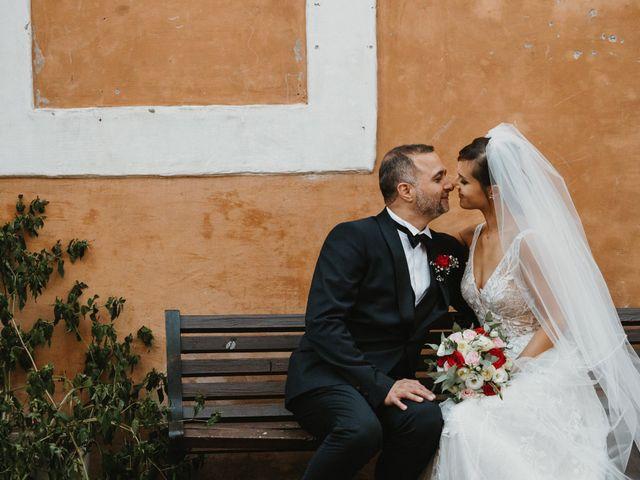 Il matrimonio di Massimo e Silvia a Ceri, Roma 59