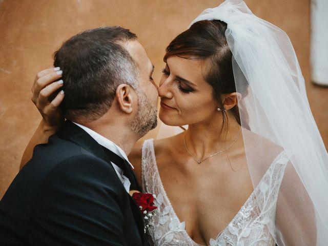Il matrimonio di Massimo e Silvia a Ceri, Roma 60