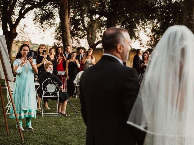 Il matrimonio di Massimo e Silvia a Ceri, Roma 64