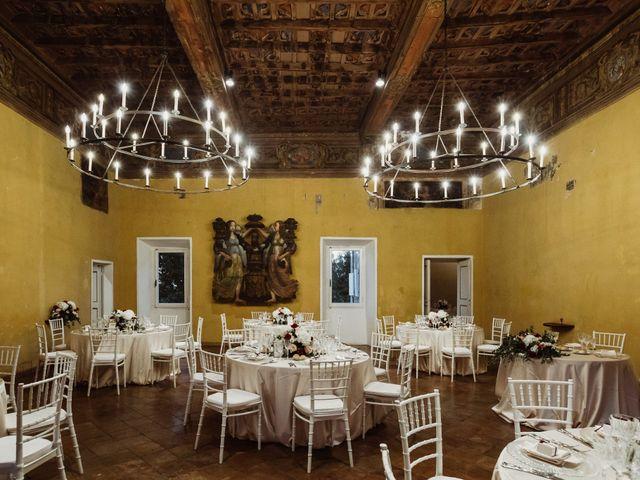 Il matrimonio di Massimo e Silvia a Ceri, Roma 67