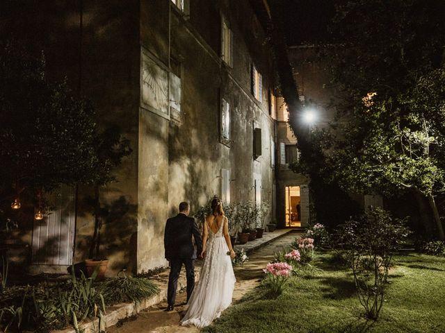 Il matrimonio di Massimo e Silvia a Ceri, Roma 70