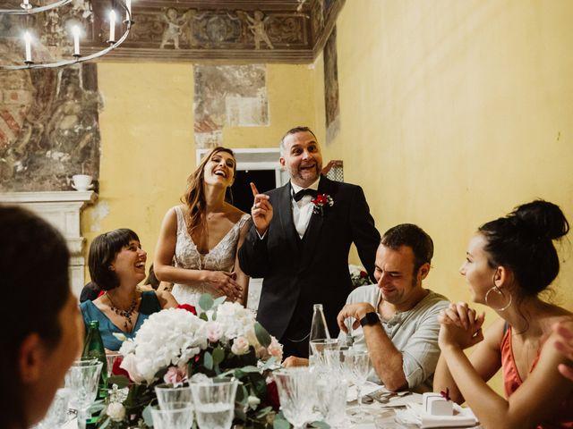 Il matrimonio di Massimo e Silvia a Ceri, Roma 71