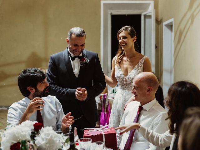 Il matrimonio di Massimo e Silvia a Ceri, Roma 72
