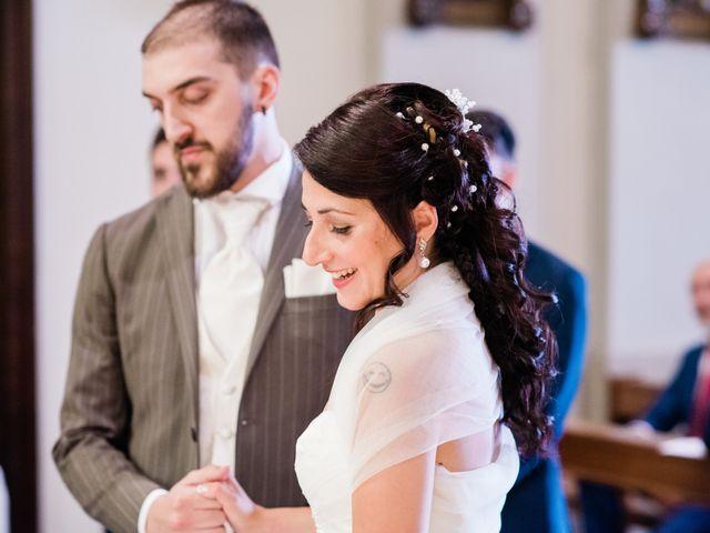 Il matrimonio di Giona e Francesca a Misano di Gera d'Adda, Bergamo 33