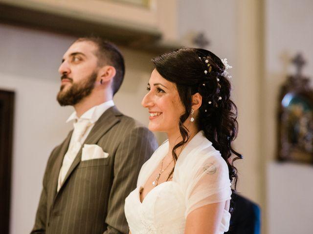 Il matrimonio di Giona e Francesca a Misano di Gera d'Adda, Bergamo 34