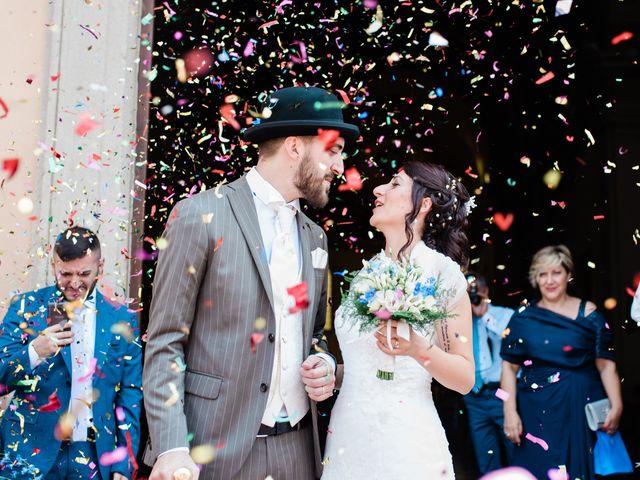 Il matrimonio di Giona e Francesca a Misano di Gera d'Adda, Bergamo 37