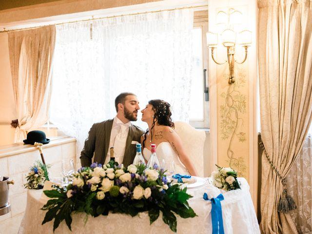 Il matrimonio di Giona e Francesca a Misano di Gera d'Adda, Bergamo 39