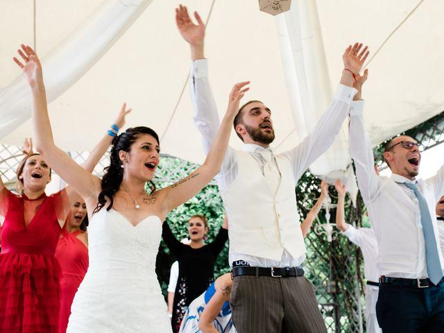 Il matrimonio di Giona e Francesca a Misano di Gera d'Adda, Bergamo 41