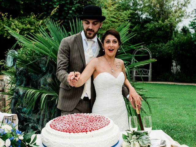 Il matrimonio di Giona e Francesca a Misano di Gera d'Adda, Bergamo 55