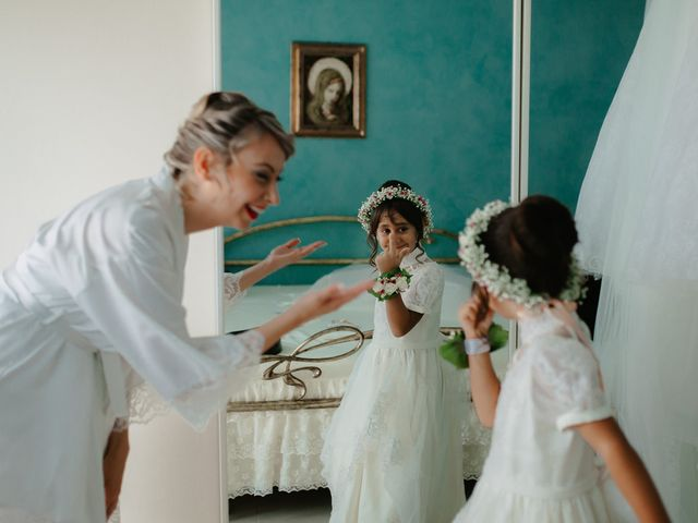Il matrimonio di Isabella e Simone a Enna, Enna 17