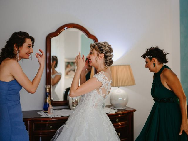 Il matrimonio di Isabella e Simone a Enna, Enna 27