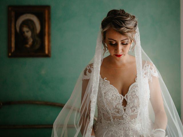 Il matrimonio di Isabella e Simone a Enna, Enna 35