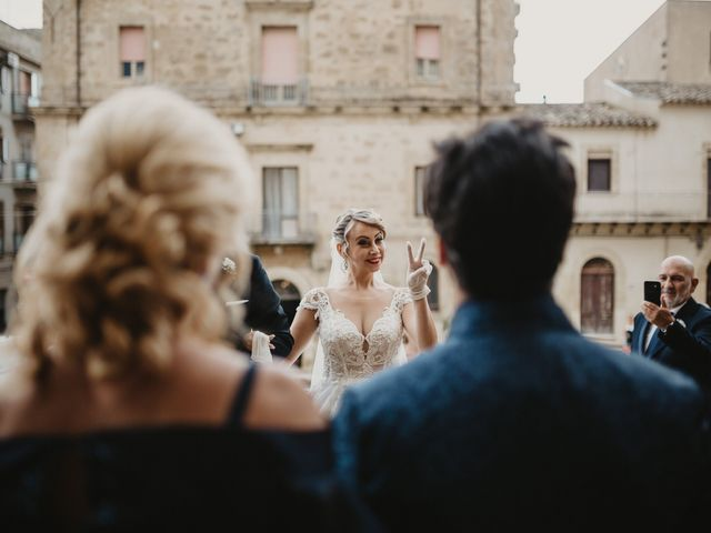 Il matrimonio di Isabella e Simone a Enna, Enna 40