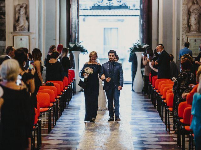 Il matrimonio di Isabella e Simone a Enna, Enna 42