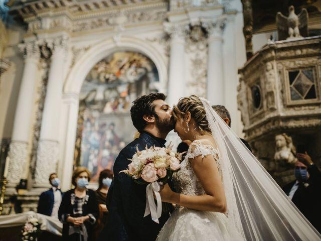 Il matrimonio di Isabella e Simone a Enna, Enna 44