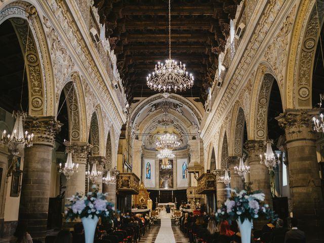 Il matrimonio di Isabella e Simone a Enna, Enna 45