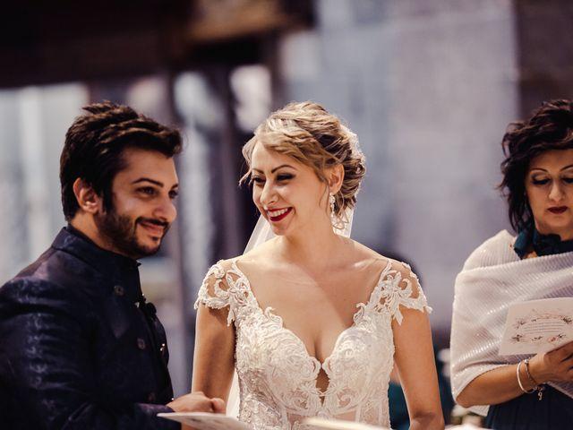 Il matrimonio di Isabella e Simone a Enna, Enna 48