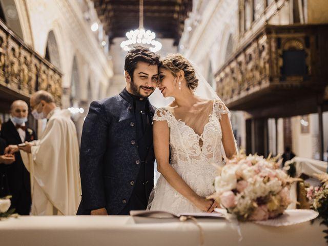 Il matrimonio di Isabella e Simone a Enna, Enna 51