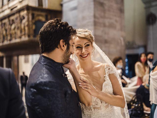 Il matrimonio di Isabella e Simone a Enna, Enna 52