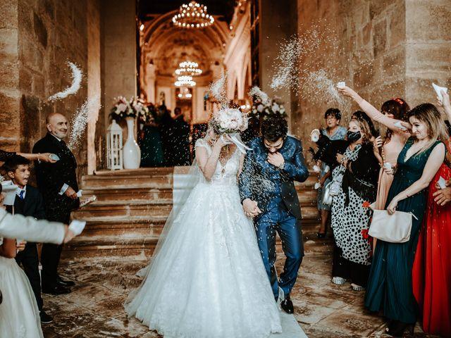 Il matrimonio di Isabella e Simone a Enna, Enna 56