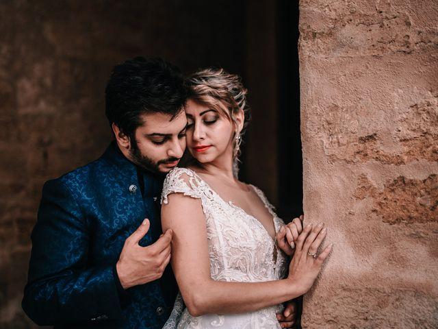 Il matrimonio di Isabella e Simone a Enna, Enna 60