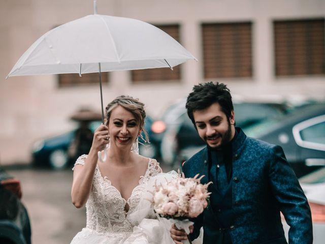 Il matrimonio di Isabella e Simone a Enna, Enna 61