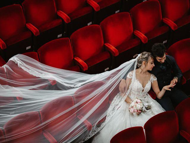 Il matrimonio di Isabella e Simone a Enna, Enna 63