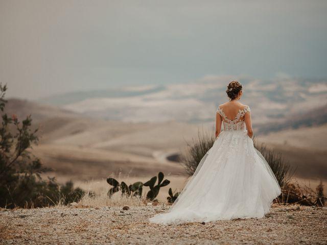 Il matrimonio di Isabella e Simone a Enna, Enna 64