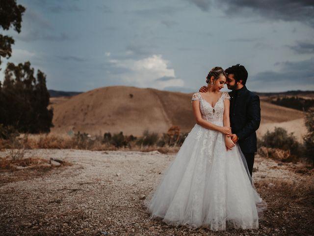 Il matrimonio di Isabella e Simone a Enna, Enna 70