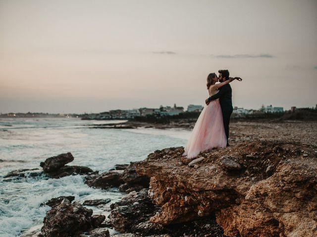 Il matrimonio di Isabella e Simone a Enna, Enna 75