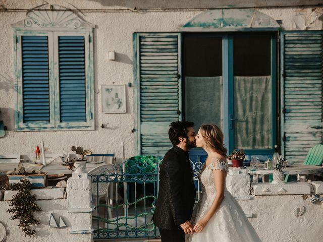 Il matrimonio di Isabella e Simone a Enna, Enna 80