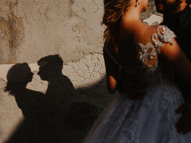Il matrimonio di Isabella e Simone a Enna, Enna 81