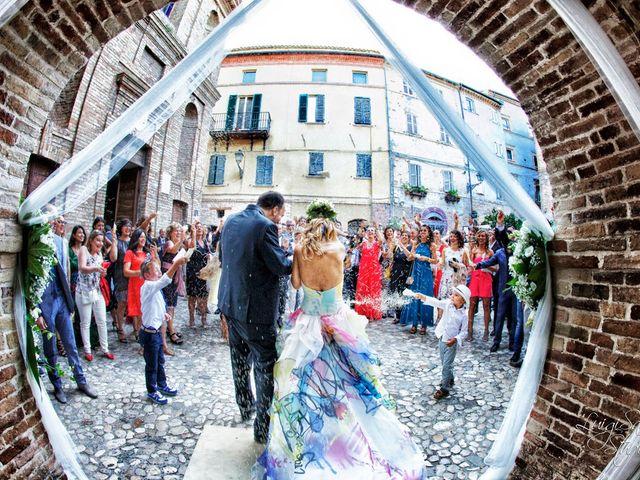 Il matrimonio di Davide e Francesca a Grottammare, Ascoli Piceno 24