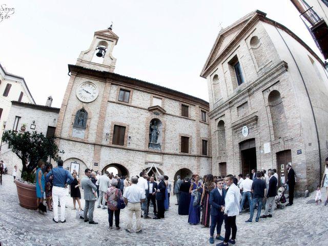 Il matrimonio di Davide e Francesca a Grottammare, Ascoli Piceno 37