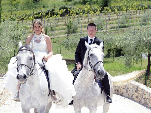 Il matrimonio di simone e marzia a Roma, Roma 3